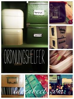 Kisten, Boxen, Mappen ... Praktikable Ordnung im Büro und to go